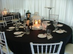 Black & White Rotera Wedding